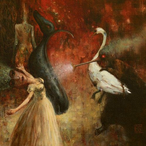 Leda & The Swan By Brad Gray
