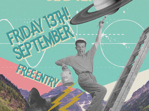 COMING UP Fri 13th Sept Live Music: Trevors Head, Circus Cannon & Dead Yeti