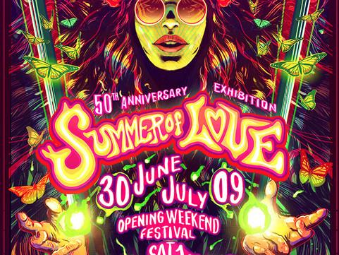 30th - 2nd June: SUMMER OF LOVE FESTIVAL