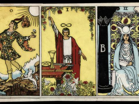 11th April: TAROT Card Life Drawing: Evoke Archetypes