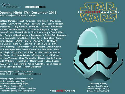 Star Wars - The ARTIST Awakens