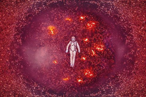 The Lonely Astronaut (09) By Karen Jerzyk