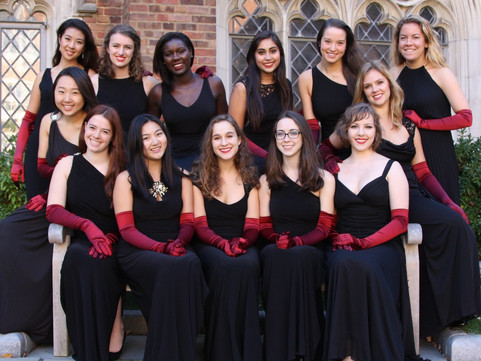 15th March: Yale's A Cappella Concert