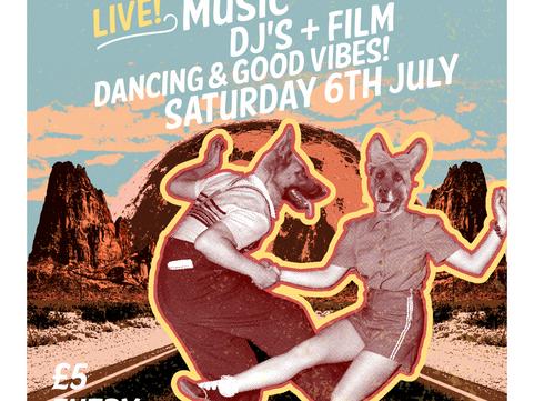 PAST LIVE MUSIC Sat 6th Jul: The Underdog Rock n Roll Extravaganza
