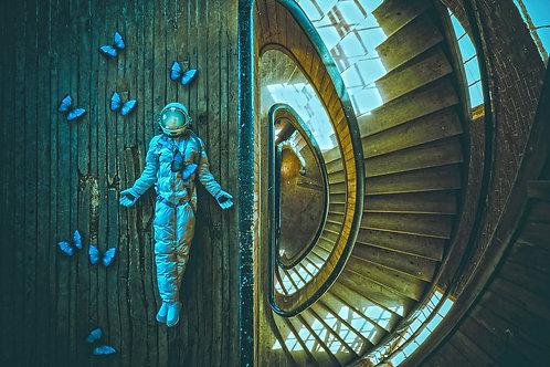 The Lonely Astronaut (10) By Karen Jerzyk