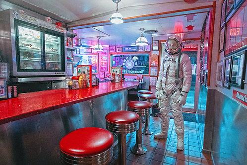 The Lonely Astronaut (20) By Karen Jerzyk