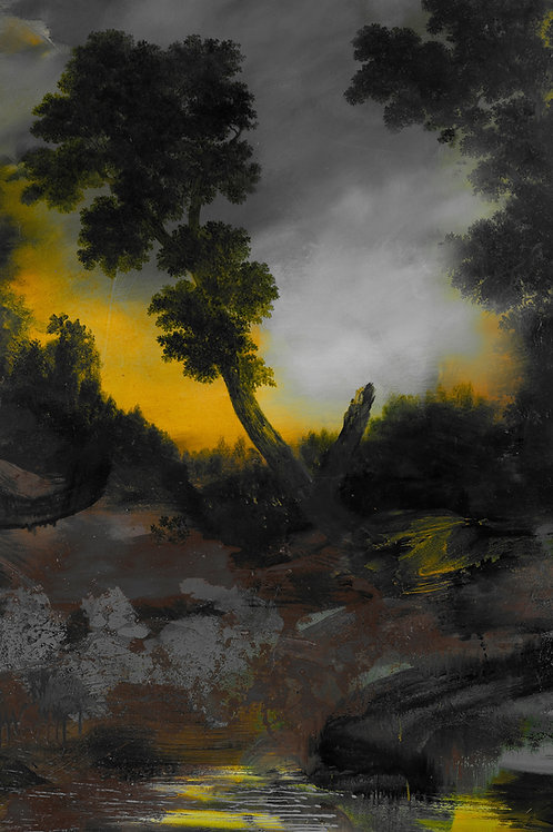 It's Not Dark Yet III By Alan Rankle