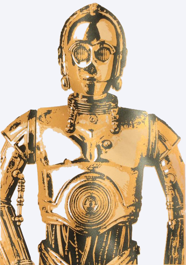 WANTED C3P0