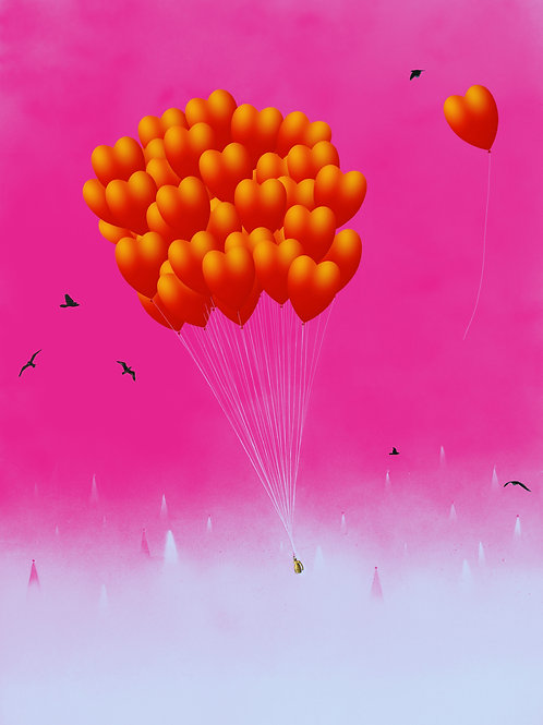Love Explosion (Pink) by Maxim
