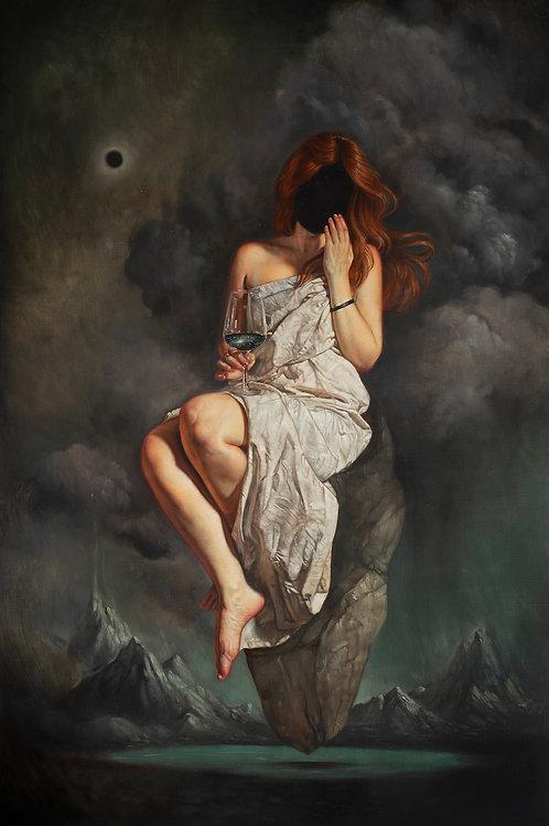 Crystal Silence By Ania Tomicka