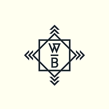 WB Stamp (no text) - Charcoal on Ivory.p