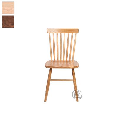 WASHI 白橡木高背餐椅