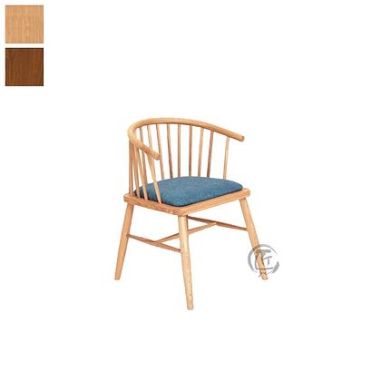 MURA 白橡木多色餐椅