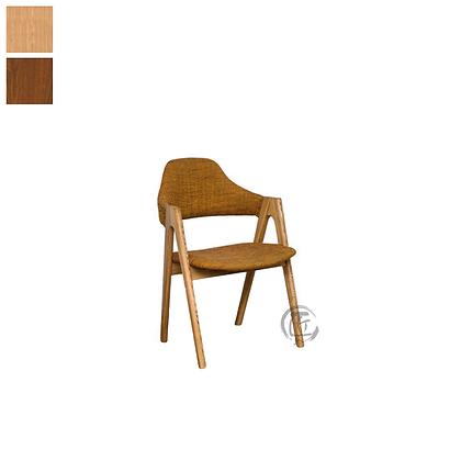 KITA 白橡木多色餐椅