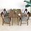 Thumbnail: EMI 白橡木摺疊餐桌