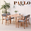 Thumbnail: PAULO 簡約餐桌