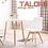 Thumbnail: TALORE 多色餐椅