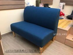 JUSTER 簡約梳化椅
