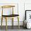 Thumbnail: BUNTA 白橡木餐椅