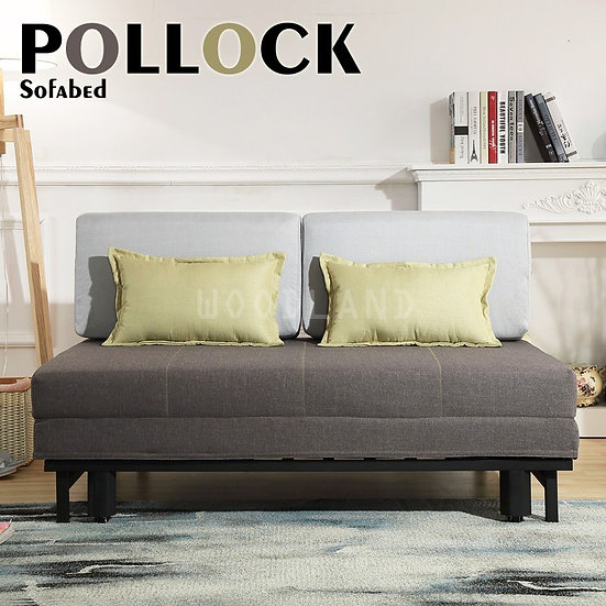 POLLOCK 摺疊梳化床