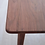 Thumbnail: YAMA 黑胡桃木餐桌
