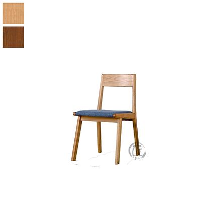 KIKU 白橡木多色餐椅