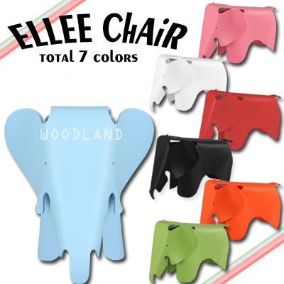 ELLEE 大象凳