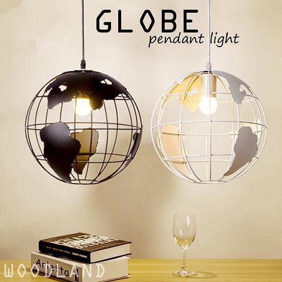 GLOBE 地球造型吊燈