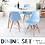 Thumbnail: PASKO 組合套裝 ( 1餐桌+ 4餐椅 )