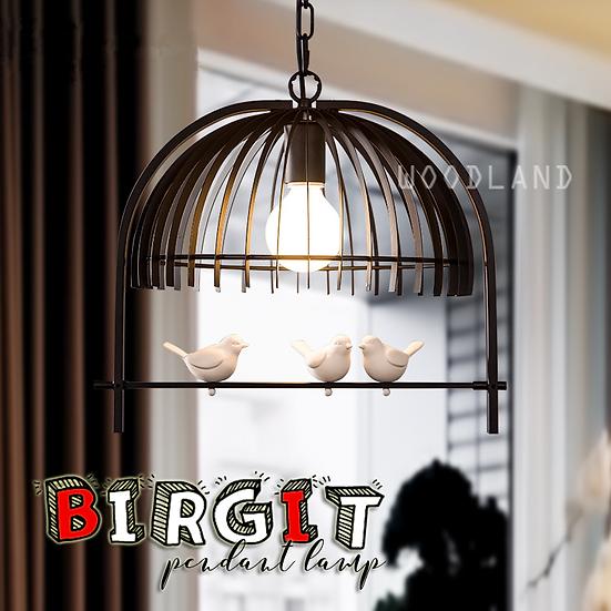 BRIGIT 鳥籠造型吊燈