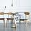 Thumbnail: DENJI 白橡木多色餐椅