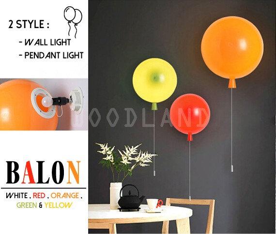 BALON 氫氣球造型燈
