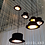 Thumbnail: CHAPLIN 高帽造型吊燈