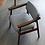 Thumbnail: KIMI 白橡木仿皮餐椅