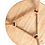 Thumbnail: REIKO 白橡木圓形餐桌