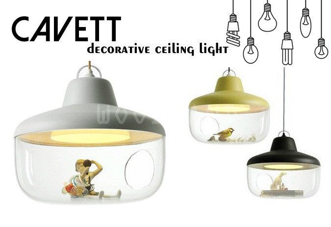 CAVETT DIY裝飾設計吊燈