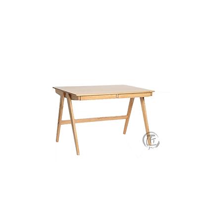 CHIKA 白橡木書桌