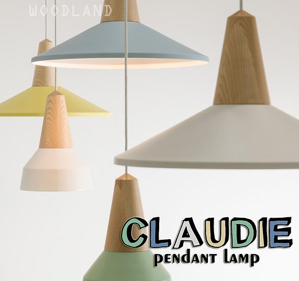 CLAUDIE 簡約造型吊燈