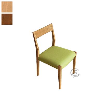 CHIYO 白橡木多色餐椅