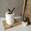 Thumbnail: KAYO 樹枝造型實木廁紙/廚紙架