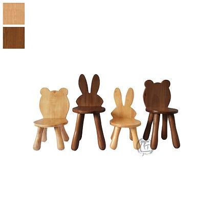 TAIJO 實木動物椅子