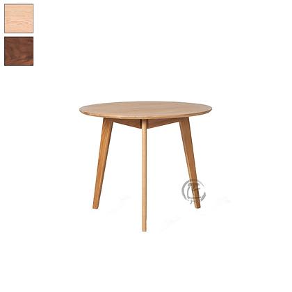 REIKO 白橡木圓形餐桌