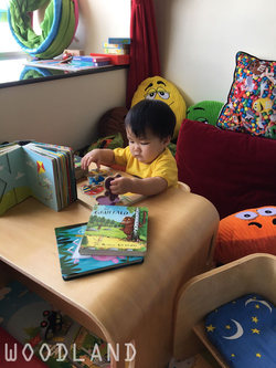 KIDWELL 多功能兒童學習桌組合