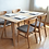 Thumbnail: FUMI 白橡木餐椅