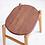 Thumbnail: UME 黑胡桃木/白橡木疊椅 (2張 / 4張)