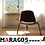 Thumbnail: MARAGOS 時尚三腳椅