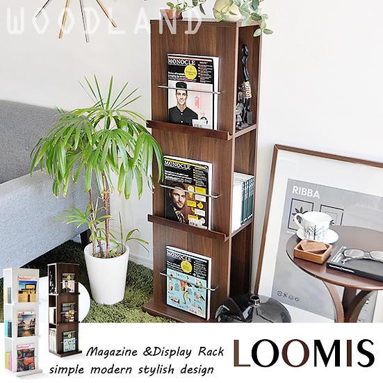 LOOMIS 雜誌儲物架
