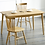 Thumbnail: WASHI 白橡木高背餐椅