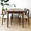 Thumbnail: CHIYO 白橡木多色餐椅