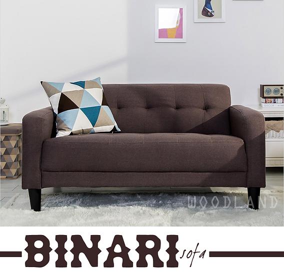 BINARI 2P梳化